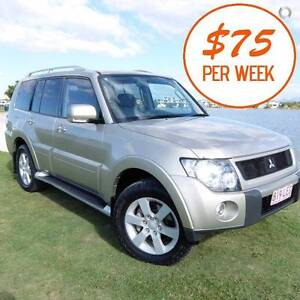 **$75 Per Week** 2008 Mitsubishi Pajero 25th Anniversary Merrimac Gold Coast City Preview