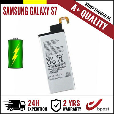 A+ REPLACEMENT VERVANG BATTERY/BATTERIJ/BATTERIE FOR SAMSUNG GALAXY S7