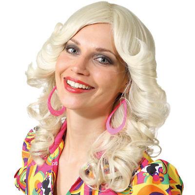 Perücke Retro Carmen, blond