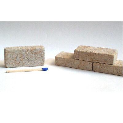 bloxxs Steine M-06 echter Sandstein für Modellbau Stein Haus Ministeine bauen