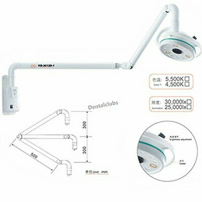 36w Wall Hanging Led Surgical Medical Exam Light Shadowless Lamp Cold Light