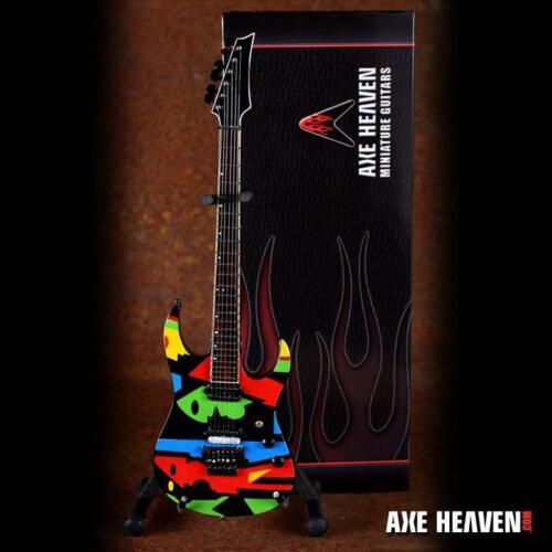 John Petrucci Mini Guitar Picasso Replica Color Cubist by Axe Heaven