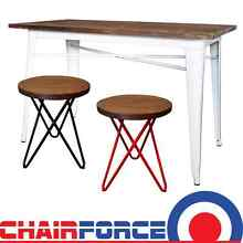 Hairpin stools, Tolix Tables, Chairs - Cafe restaurant or home Silverwater Auburn Area Preview