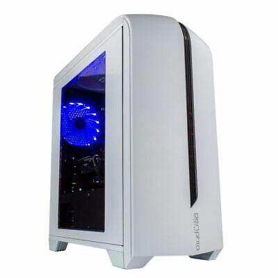 Custom Gaming Computer Intel i5 CPU 8GB 500GB 120GB SSD Radeon RX 570 4GB GPU PC