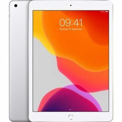 "TABLET IPAD Apple iPad 10.2"" (2019) WiFi 32GB SILVER ARGENTO GARANZIA 24MESI"