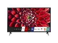 Brand New Boxed 55 inch 4K Smart TV UHD HDR AI 2020