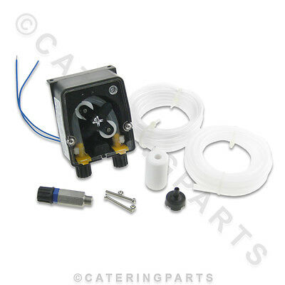 Universal Seko N-pg04 Peristaltic Rinse Aid Dosing Chemical Doser Feed Pump 230v
