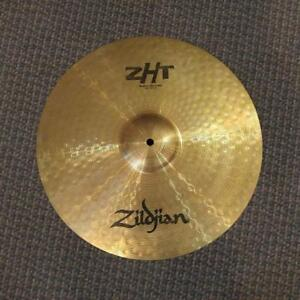 "Zildjian ZHT Cymbale Medium Thin Crash 16"" - used-usage"