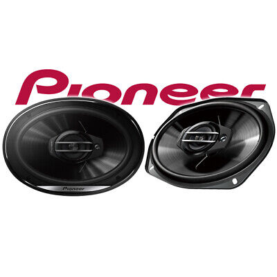 Pioneer TS-G6930F - 6' X 9' (15 x 23cm) 3-Wege Engatusar Altavoz...