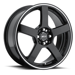 """NEW MSR 091 ALLOY WHEELS 17"""" ONLY $499 FOR ALL 4!!"""