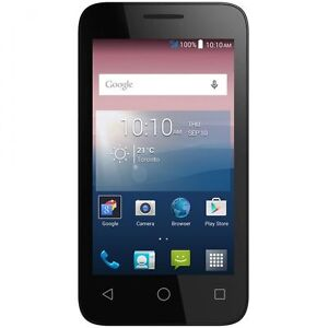 have a alcatel 1 touch clean with telus