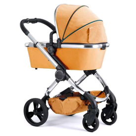 Icandy peach 5 plus cybex cloud q carseat and base