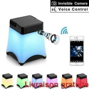Camera cache, lampe de bureau / Spy Camera WiFi Mini Nanny Cam