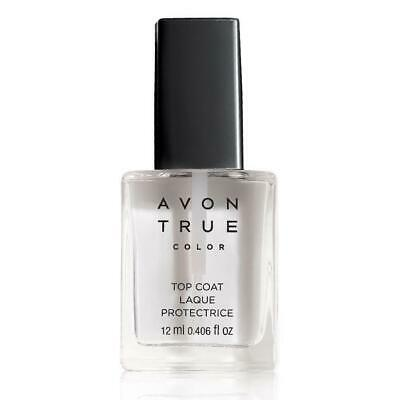 AVON TRUE COLOR TOP COAT NIB
