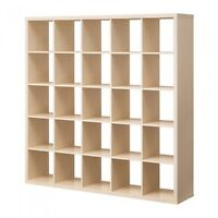 Étagère IKEA kallax / expedit 5 x 5 ( 25 casiers )