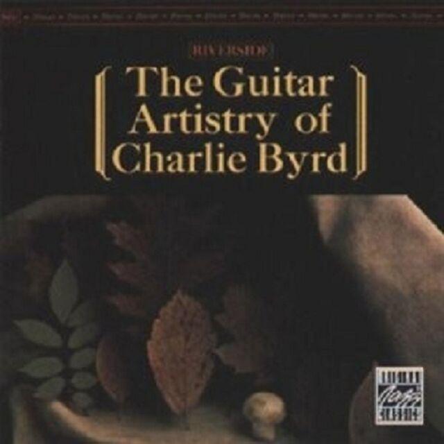 CHARLIE BYRD - THE GUITAR ARTISTRY OF CHARLIE BYRD  CD NEU