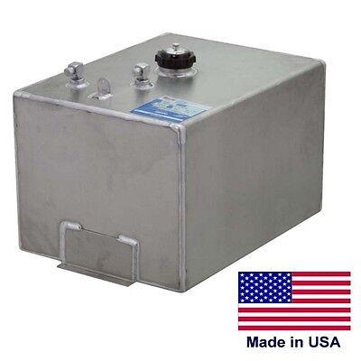Marine Fuel Tank - 13 Gallon - Rectangle - Boat Generator Pressure Washer