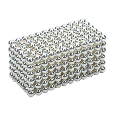 Mini 3D Puzzle Fridge Neodym Magnets N35 Size 3mm Balls Beads Sphere Aimant