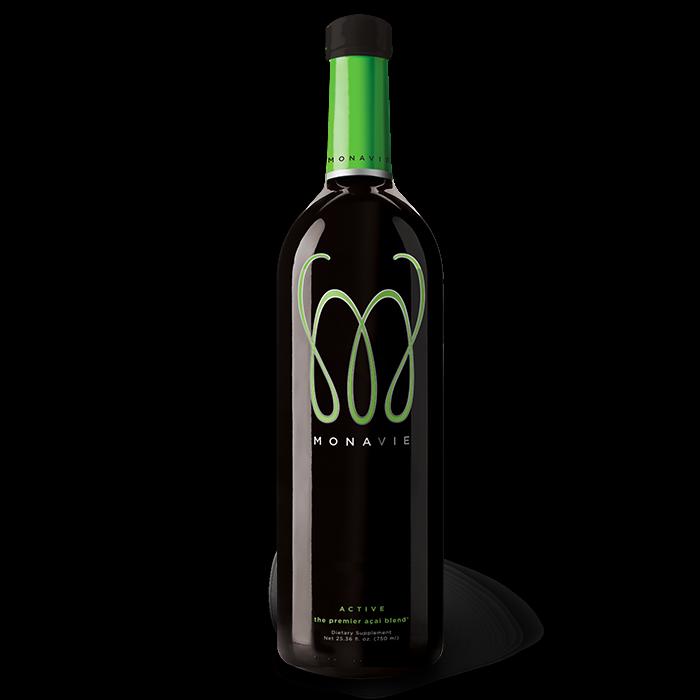 Monavie Active - 1 Bottle - Expires 07/2020