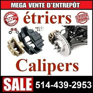 Toyota 4Runner - Bearings, Calipers • Roulements, Étriers