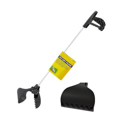 VfmOnline Dog Poo Poop Scoop Dirt Picker Tool With Long Reach Handle & Hygienic