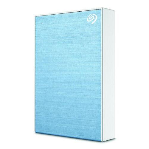 Seagate Backup Plus 5TB External Hard Drive Portable HDD – Light Blue