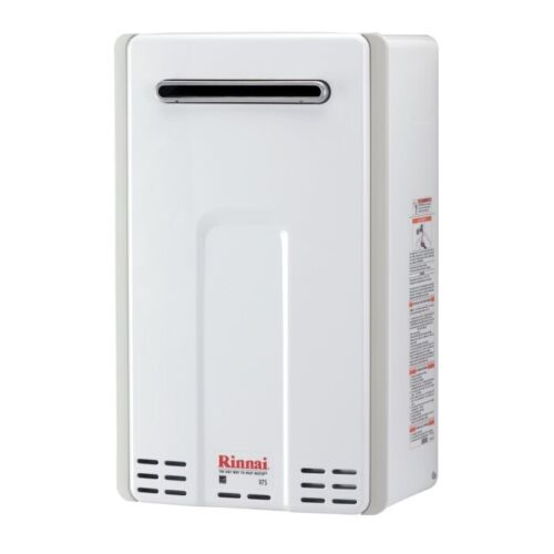 Rinnai V75EP 7.5 GPM Outdoor Nat Gas Tankless Water Heater