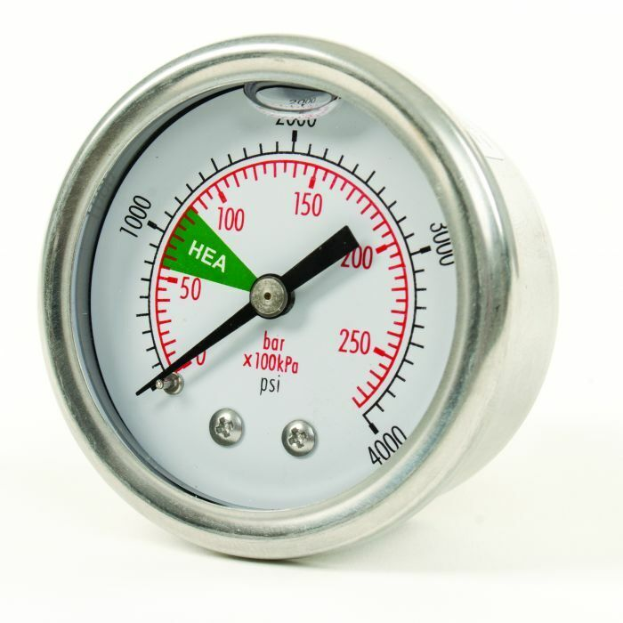 HEA Pressure Gauge#0580495