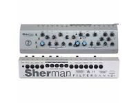 Sherman Filterbank 2 Distortion Unit