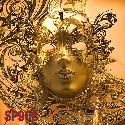 masquerade party  10x10 FT CP  PHOTO SCENIC BACKGROUND BACKDROP Sp908 - Masquerade Backdrop