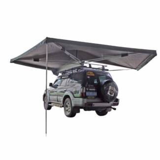 Awning 30second Wrap Around Wing Style 4WD Camper Caravan Geebung Brisbane North East Preview