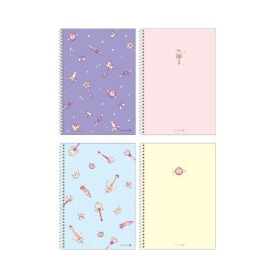 Cute Kawaii Korean Planning Notebook/Journal(Lined) 4 COUNT - SHIPS FROM US