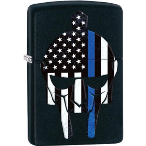 Zippo Lighter - Thin Blue Line Warrior - 854210