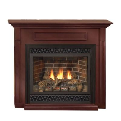 Empire Comfort Systems Tahoe Deluxe 36 DV MV Fireplace with