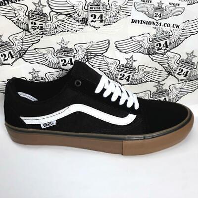 Vans Old Skool Pro Skate Shoes UK 6 skateboard BMX surf Snowboard