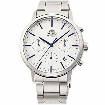 2019 New!! ORIENT Contemporary RN-KV0302S Men's Wrist Watch Made in Japan