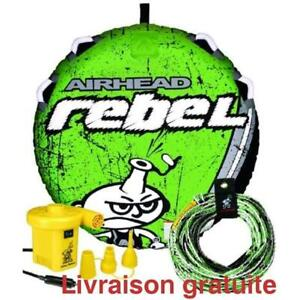 Boue tractable, pompe et corde/ Rebel Tube, Pump + Rope