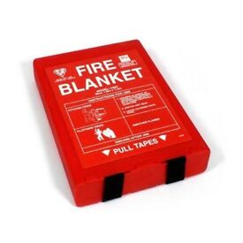 Brand new Fire Blanket by Zodiac Stainless Products, costs £39.95 Bargain at £10, still sealed