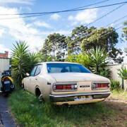 1975 Nissan Datsun 180B Sedan - Auto Transmission St Albans Brimbank Area Preview