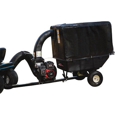 Lawn Vacuum System - Pull Behind - OHV Engine - 206cc - Hitch Pin - Mulches