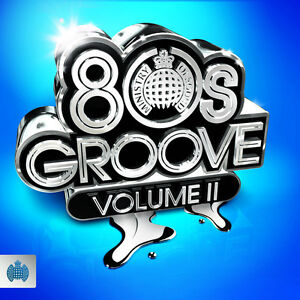 V/A - 80s Groove, Vol. II (3CD) Ministry Of Sound Feat Michael Jackson,Sade,Ojay