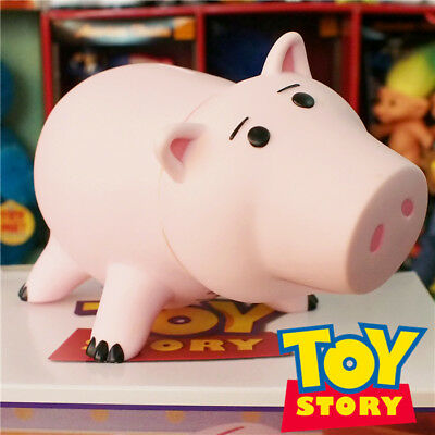 15CM Toy Story Hamm Piggy Bank Pink Pig Coin Box PVC Model Toys No Box (Toy Story Pig)