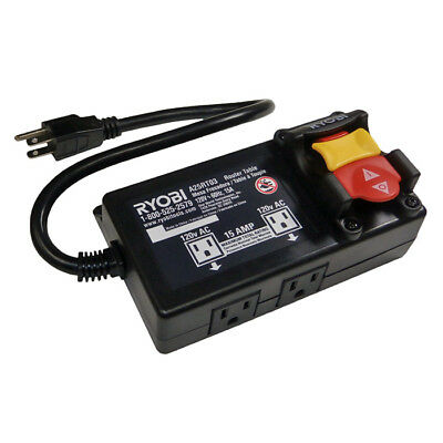 Ryobi WS722 OEM Replacement On//Off Switch # 089041002062