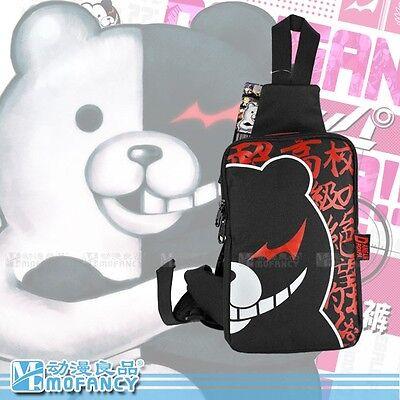 Dangan Ronpa Danganronpa Monokuma Cosplay High School Shoulder Bag Backpack