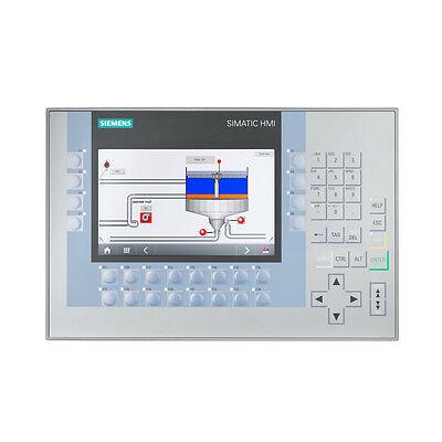 Siemens Simatic 6av2124-1gc01-0ax0 Hmi Kp700 Comfort Panel Key 6av21241gc010ax0