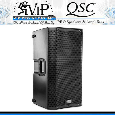 Qsc K12 Active Pro Dj Club 1000W Class D Amplified 2 Way Active Portable Speaker