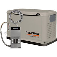 8-22KW Generac Generator Installed from $5995