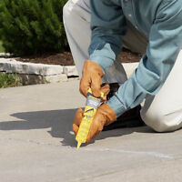 Can fix you concrete dryway, beam , floor, basement or chimney