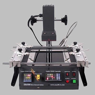 Infrared Bga Rework Station Smdirda Soldering Welder Preheating Machine Sale De
