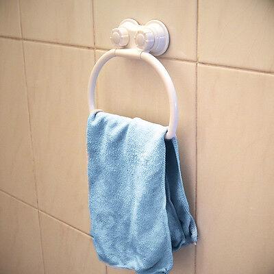 Anello Porta Asciugamano Asciugamani Ospite con Attacco a Ventosa